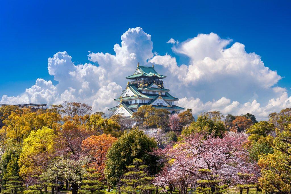 Kobido castillo japon